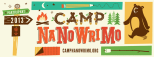 Ellen Grey Carter & Camp NaNoWriMo